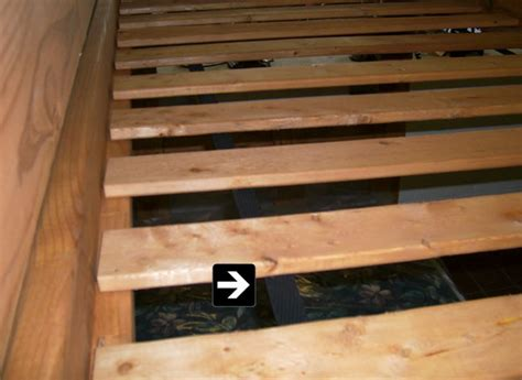wood slats for bed full size wood bed slat package
