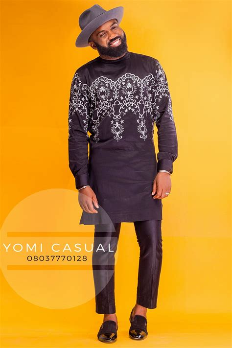 yomi casual latest male styles 2016 noble igwe for yomi casual menswear lookbook