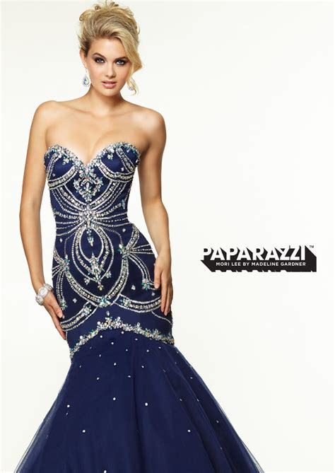 Sweety Lace Dress Blue 18 Lovely 2015 morilee prom 97096 paparazzi by mori prom dresses 2018