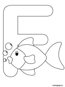 letter f coloring page letter f coloring page g coloring pages