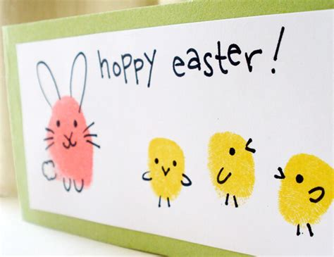 easy easter cards for toddlers to make 6 and easy easter card ideas for total primary