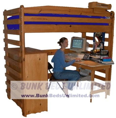Loft Bed Kits For College College Loft Bed Plans Bed Plans Diy Blueprints