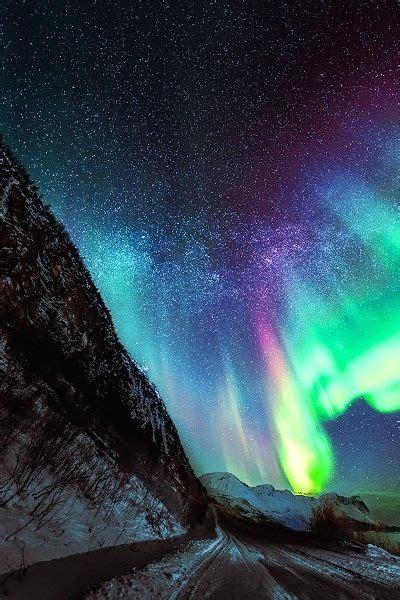 northern lights iphone wallpapers  lights  pinterest