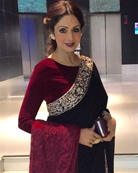 sridevi  manish malhotra beautiful dresses suit neck