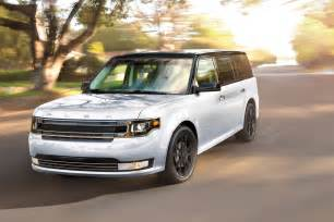 Ford Flex 2017 Ford Flex Reviews And Rating Motor Trend