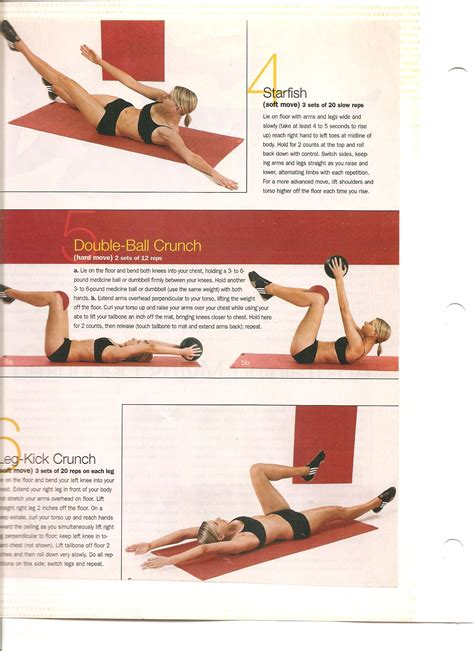 on the floor abs abdominal exercises