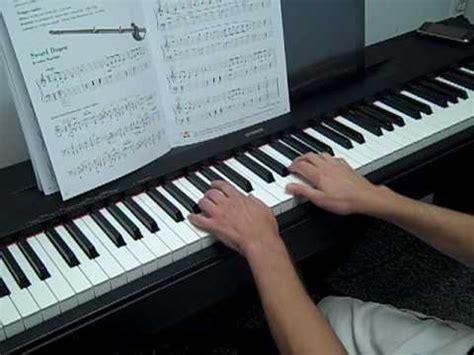 tutorial dance piano piano tutorial sword dance level 2a lesson youtube