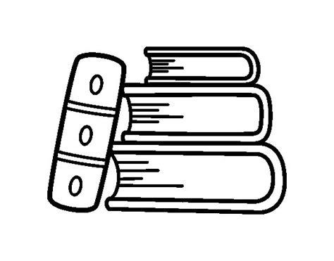 libros para colorear 2 libros para colorear dibujo de unos libros para colorear dibujos net