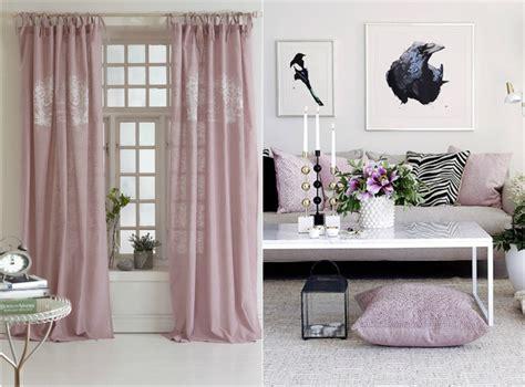 vorhänge rosa awesome wohnzimmer schwarz rosa ideas globexusa us