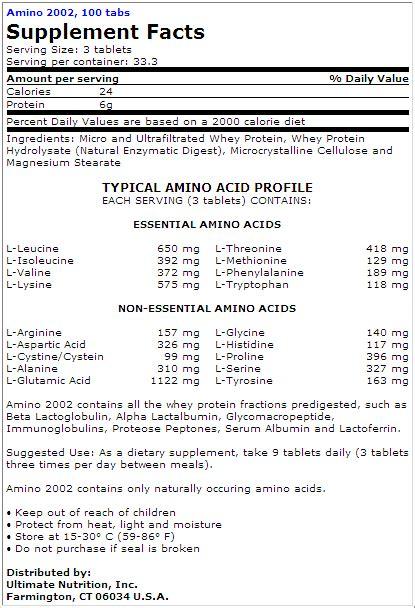 Suplemen Amino 2002 Agen Suplemen Dymatize Ultimate Nutrition Ultimate