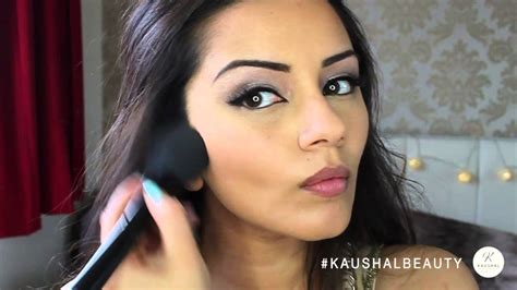 look up film youtube tutorial aishwarya cannes film fesitval 2014 make up