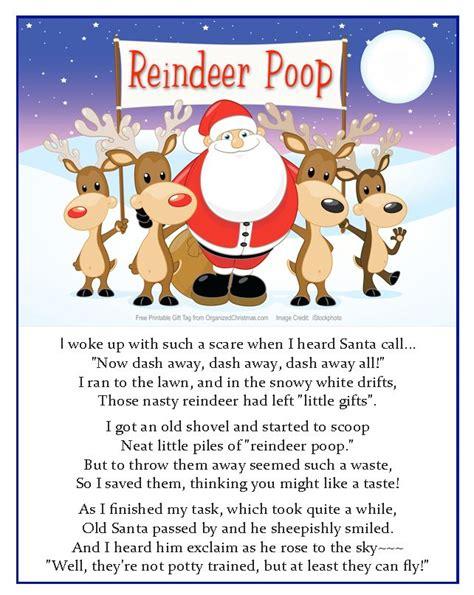 printable reindeer poop labels best 25 reindeer poop ideas on pinterest diy craft xmas