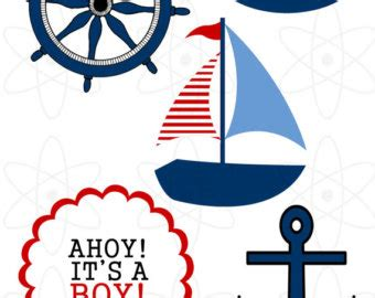Nautical Themed Giveaways - for a nautical theme baby shower girl clipart clipart suggest