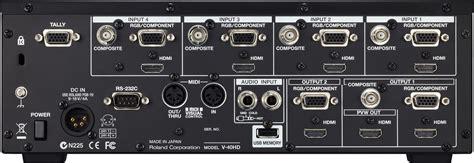 Mixer Audio Jogja jual jual mixer edirol v4 v8 v4ex 100 baru