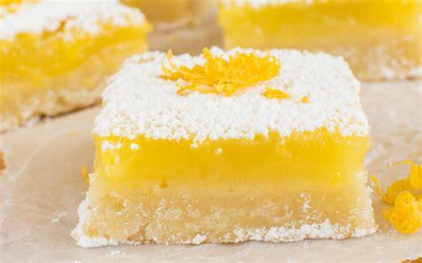 desserts lemon 20 best lemon desserts for