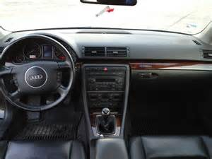 2003 Audi A4 1 8 T Interior 2003 Audi A4 Pictures Cargurus