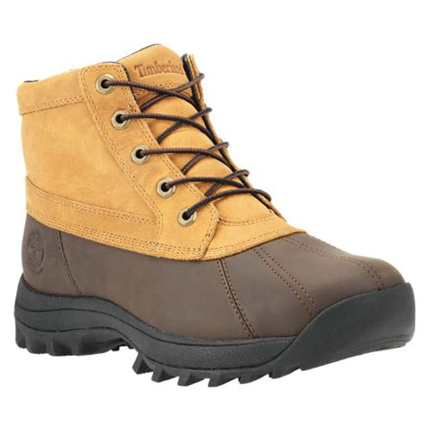 timberland s canard mid waterproof leather boots