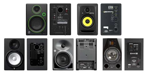 best studio monitors best studio monitors 2018 studio speakers monitor audio