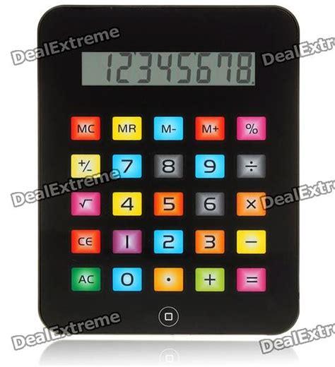 calculator on ipad world s cheapest ipad only runs one app technabob