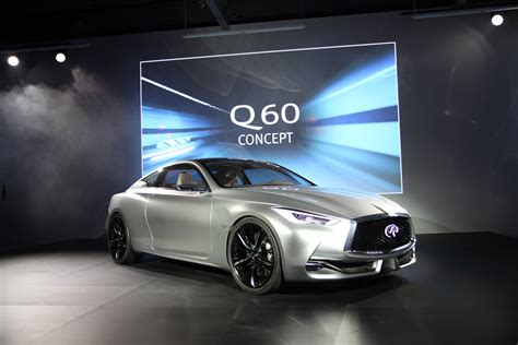 infiniti car q60 infiniti q60 concept takes after q80 inspiration and q50