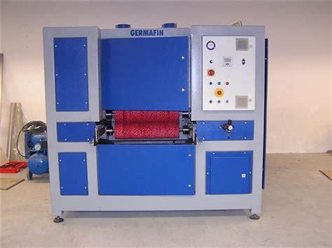 Besteck Polieren Maschine by Maschinen Und Roboter Germafin