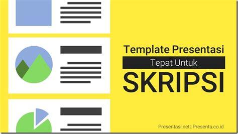 cara membuat tilan wordpress yang menarik template presentasi yang tepat untuk skripsi presentasi net