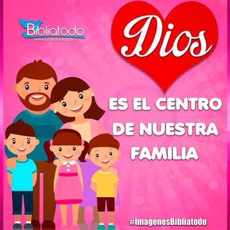 imagenes de la familia y dios dios es el centro de tu familia imagenes cristianas