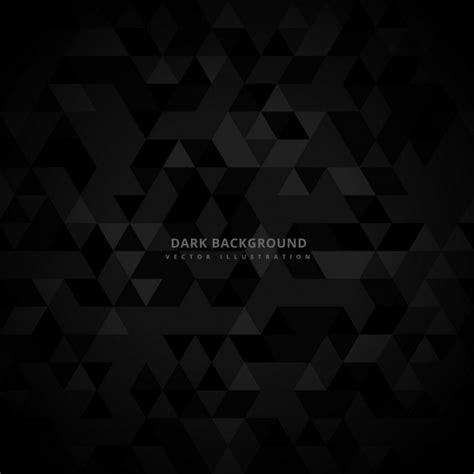 wallpaper vector dark dark background with little triangles vector free download