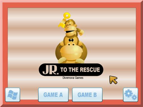 rescue junior jr to the rescue