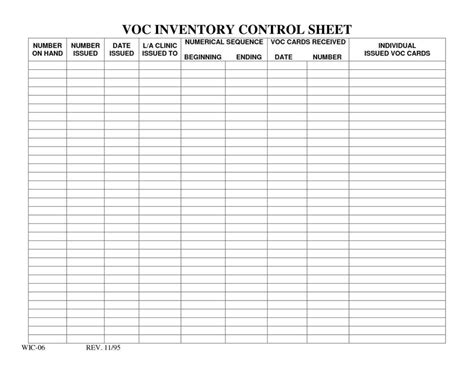 free inventory spreadsheet template free spreadsheet