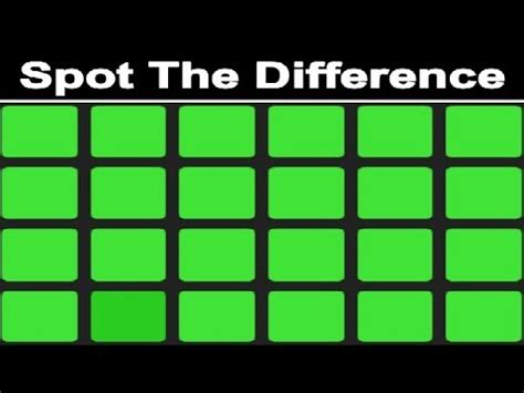 color difference test spot the difference color brain teaser how well can
