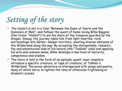 the hobbit book report the hobbit book report setting formatessay web fc2