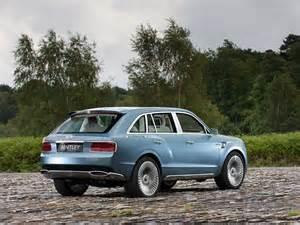 Bentley Exp 9 F Concept Bentley Exp 9 F Suv Concept Car Wallpapers 14 Of