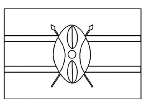 template of kenya flag free printable coloring pages coloring pages part 20