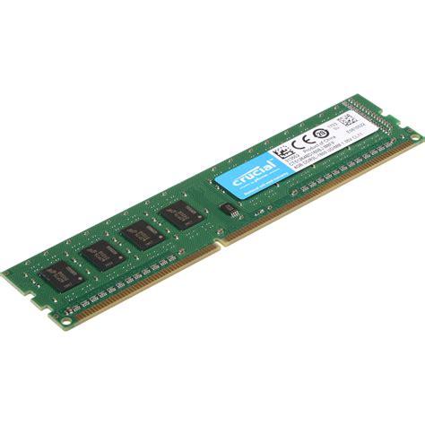 Ram Crucial 4gb crucial 4gb ddr3l 1600 mhz udimm memory module ct51264bd160bj