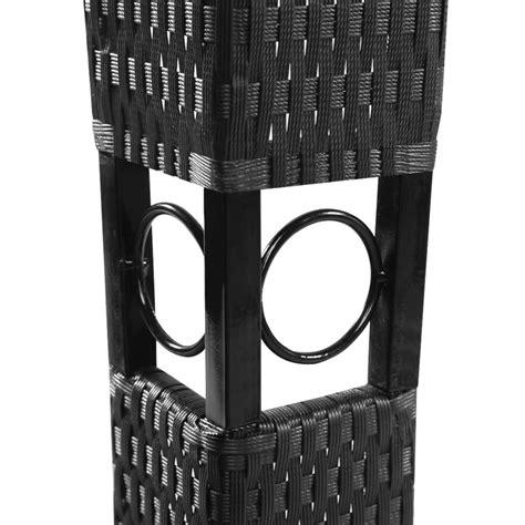 terrassenüberdachung 5 x 4 m vidaxl altana ogrodowa z ciemnoszarym zadaszeniem