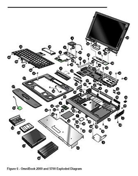 hp laptop parts diagram hewlett packard owners manual otufiwbcaa blogcu