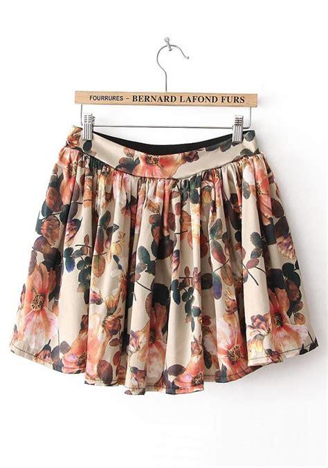 Skirt Flowers flower skirt dressed up