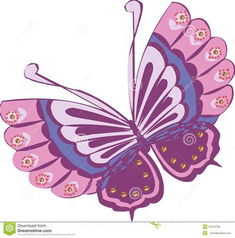 farfalle clipart progettazione di clipart di vettore della farfalla