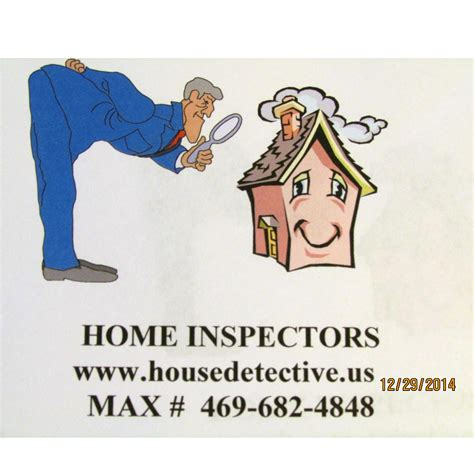 house detective home inspector coupons near me in frisco