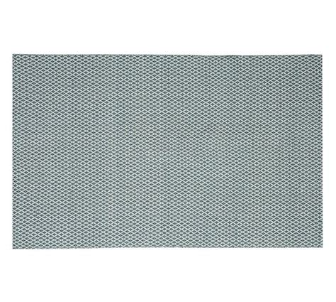 outdoor rug blue basic recycled yarn indoor outdoor rug blue