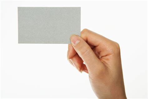 Holding Business Card Template by Holding Business Card Choice Image Business Card