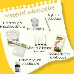 Fabrication De Bougie Facile by Fabriquer Une Bougie En Gel Ou En Cire Id 233 Es Conseils Et
