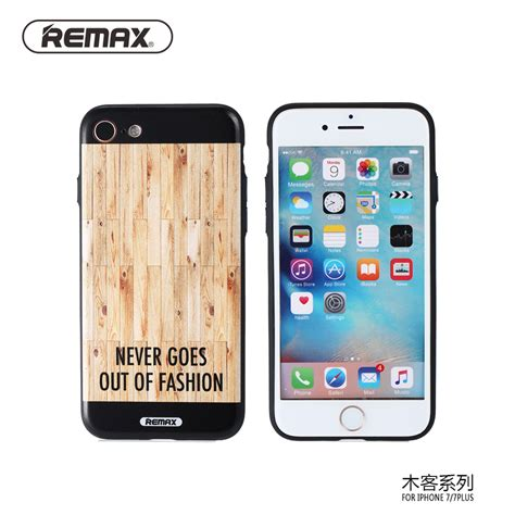 Remax Series Tpu Protective Soft Iphone 66s Plus remax muke series tpu protective soft for iphone 7 8 wooden jakartanotebook