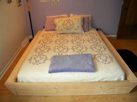 Makeshift Bed Frame Beds