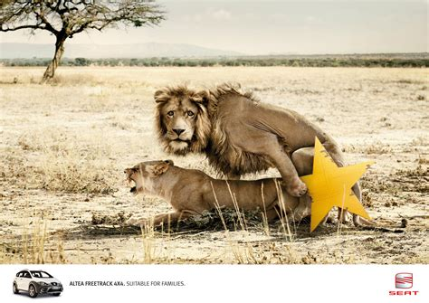 seat advertising seat print advert by grey lions ads of the world