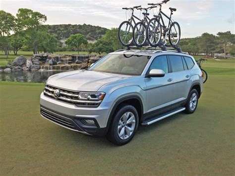 black volkswagen atlas in the final analysis the 2018 volkswagen atlas in sel