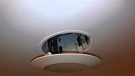 Replacing A Light Bulb With Recessed Lighting Youtube How To Replace High Ceiling Light Bulb