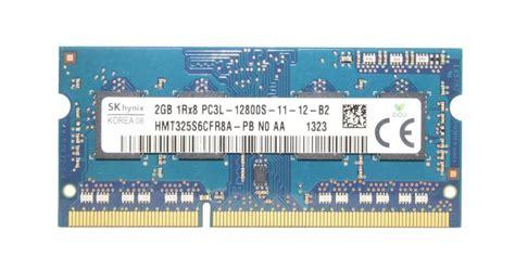 Ram Ddr3 Low Voltage Pc 12800 hmt325s6cfr8a pbn0 hynix 2gb sodimm pc12800 memory