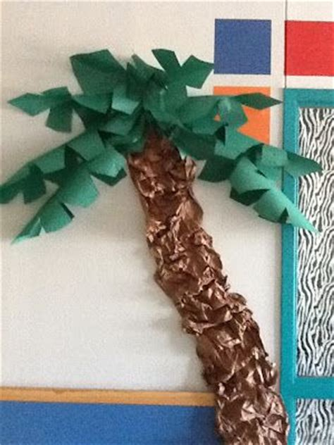 How To Make Paper Palm Trees - 5753 best images about bijbelse werkjes on